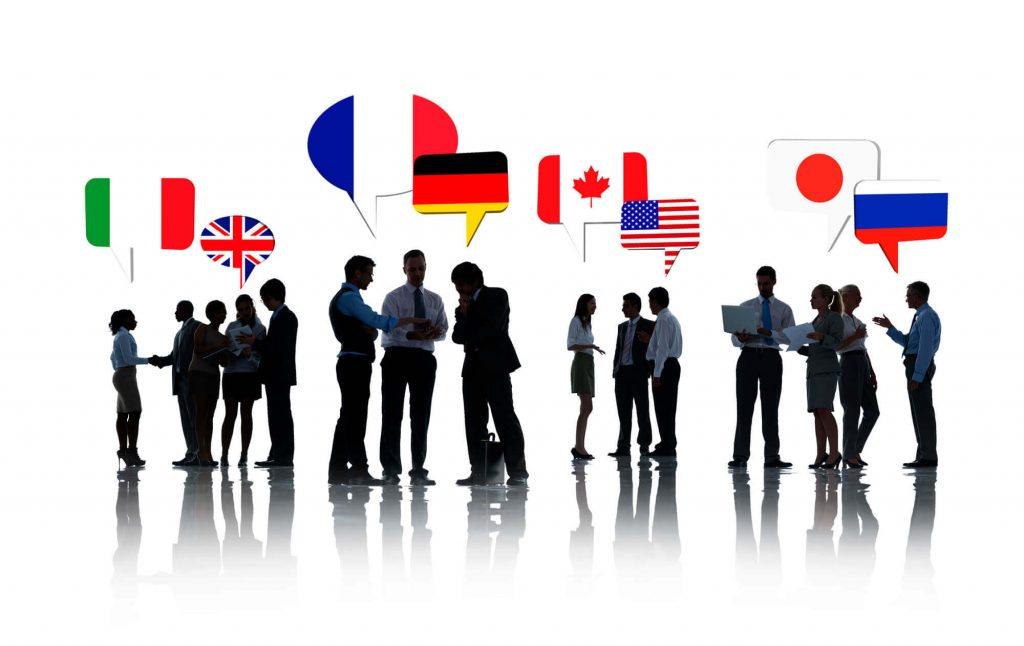 世界の国々の交流
